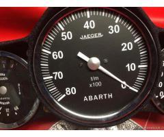 Cruscotto ABARTH 850TC unico