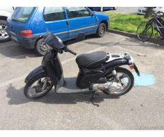 Scarabeo 2t 50cc - Toscana