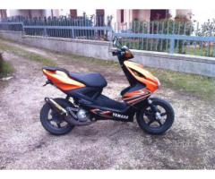 Aerox Arancio 8000 km - Super Speed - Livorno