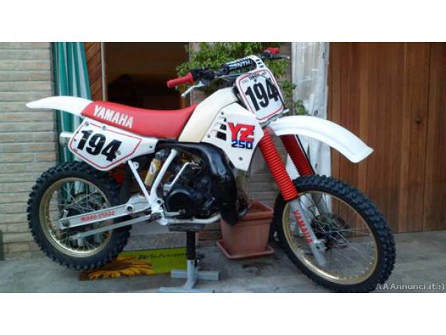 Yamaha yz 250 1987 - Ravenna