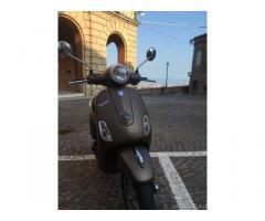 Vespa LX 50 - Marche