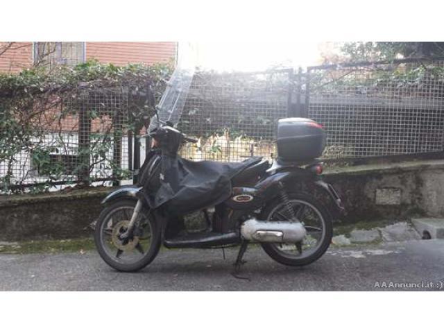 SCARABEO 50CC 2T - Bologna