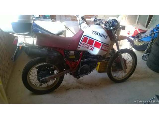 Yamaha tenere 600 - Pesaro