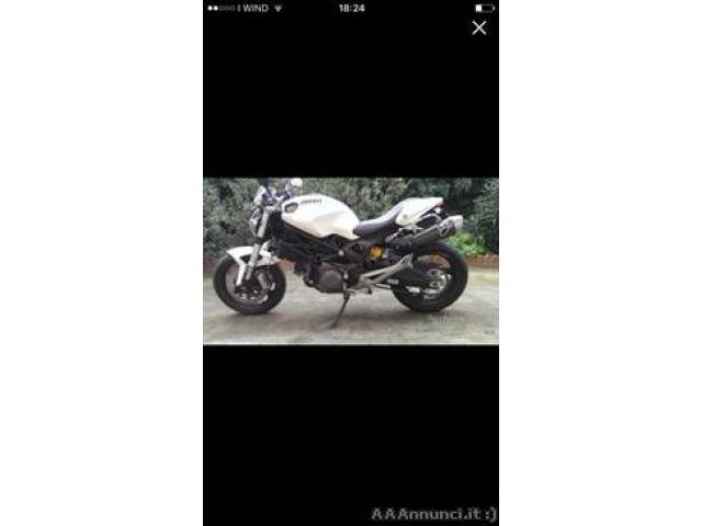 Ducati Monster - Catania