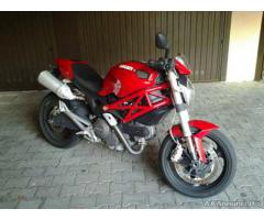 Ducati Monster 6 - Pistoia