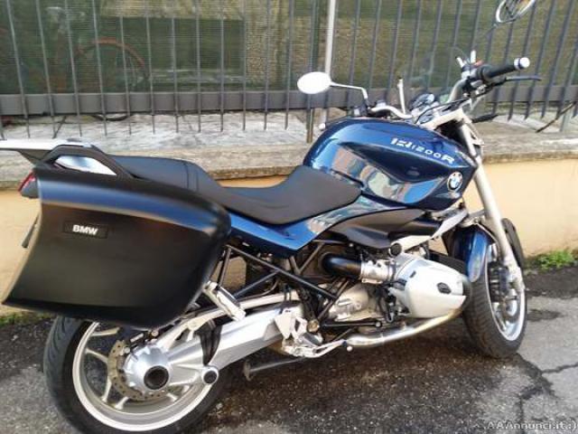 BMW R1200R - Bologna