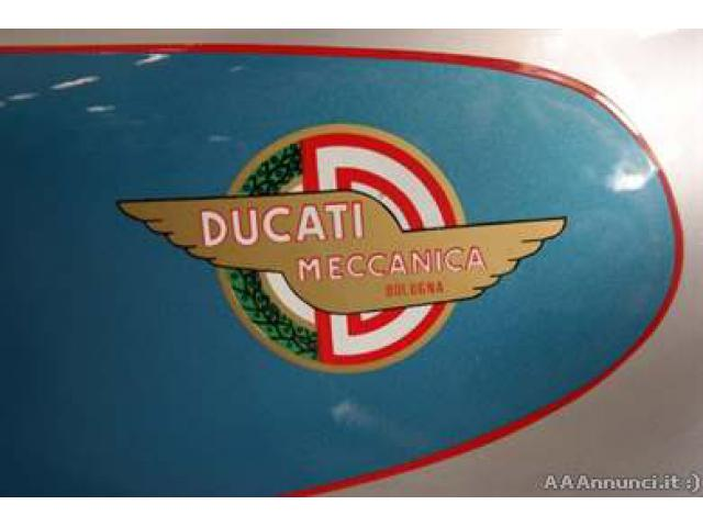 DUCATI 85 SPORT 1960 11 KM UNICA INTROVABILE - Roma