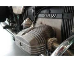 BMW R 45 TOURING 1982 58000 KM VALIGE LATERALI - Roma
