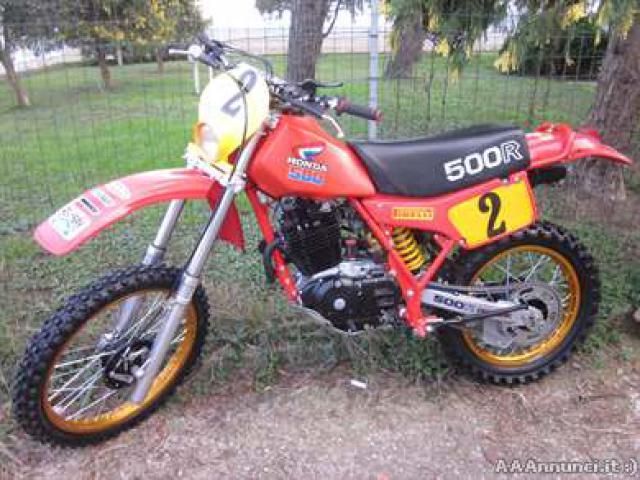 Honda XL500R 1981 - Padova