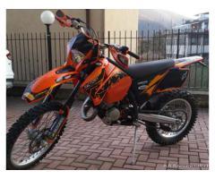KTM 125 EXC 2006 - Brescia