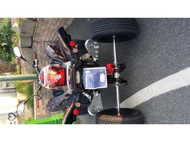 Quad 500s - Lombardia - Mantova