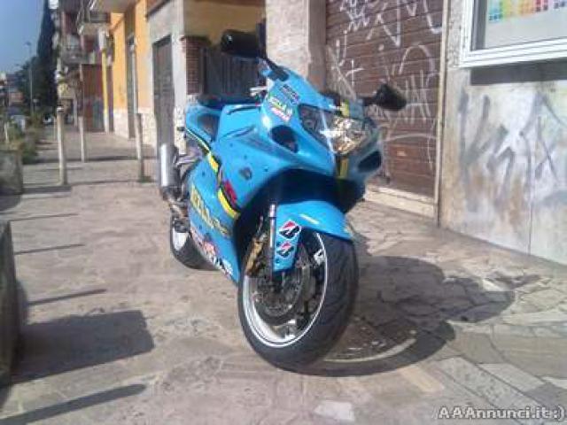 Suzuki GSX 1000cc Allest.Rizla+ originale - Roma