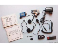 Interfono per casco, marca N-COM - Padova
