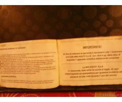 Malaguti libretto uso e manutenzione - Milano