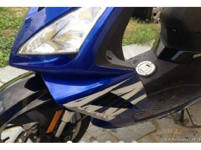 Peugeot speedfight 3 - Vercelli