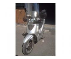 Kymco People 200 - Catania