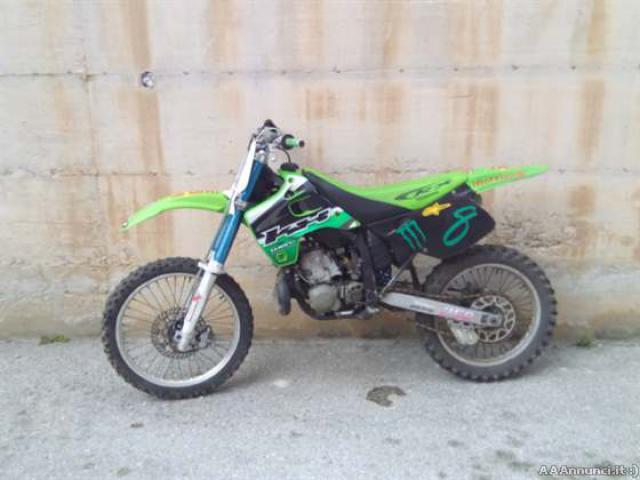 Kawasaki kx 250 - Potenza