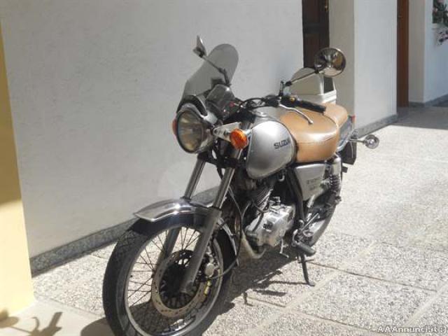 Moto suzuki 250 tux - Friuli - Venezia Giulia