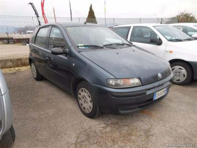 Autovettura Fiat Punto - Terni
