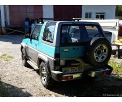 Daihatsu Feroza 1.6 Metano - Salerno
