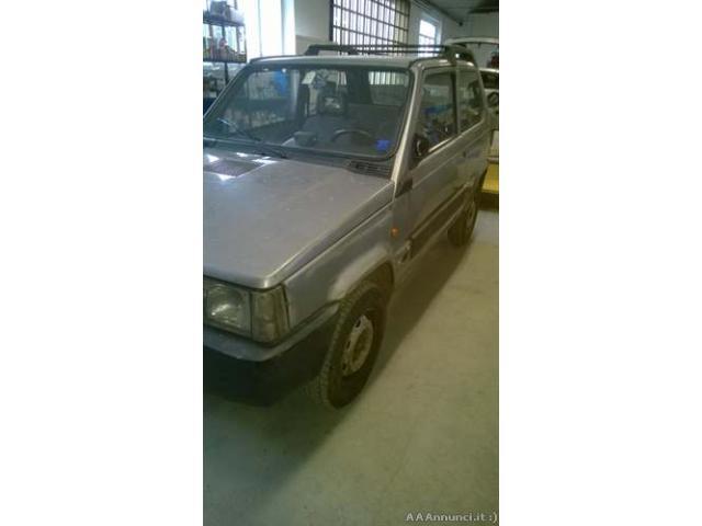 Fiat Panda 4X4 - Pavia