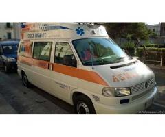 Ambulanza - Puglia - Brindisi