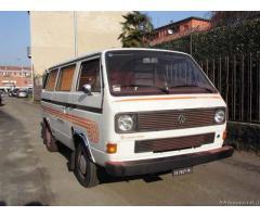 Volkswagen T3 - Milano