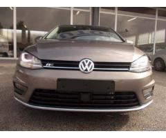 VW Golf 1.6tdi R-Line KM0 2016 E6 - Cuneo