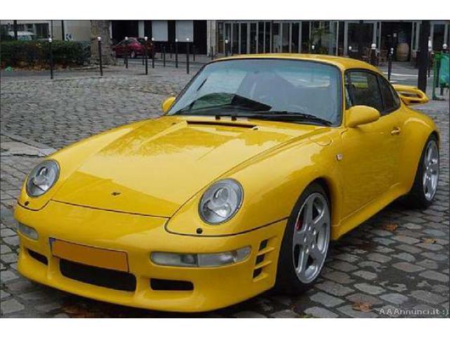 Porsche 911 993 RUF TURBO R - Mantova