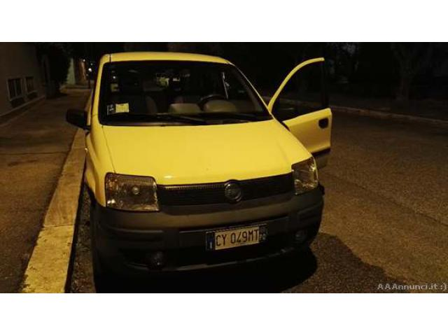 Fiat Panda 4X4 - Roma