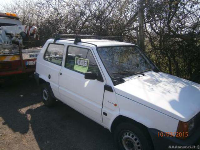 Fiat Panda – 1999 - Lazio