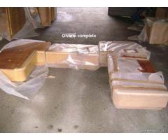 Arredamento in legno completo per BAIA BIMINI 43