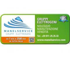Gruppo elettrogeno marino VTE PAGURO 6000 Nettuno
