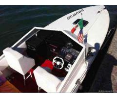 Barca modello Offshore -Wellcraft Scarab 30