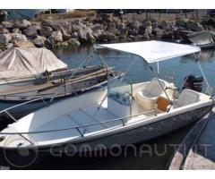 Barca open marca fiart mod Spring (Lunghezza m5 )