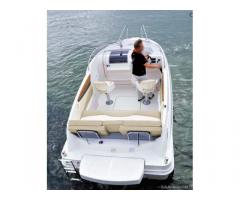 QuickSilver 610 cabin cruiser