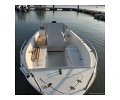 Barca murena 5m mercury 25 cv 4t