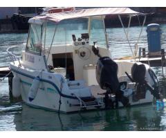 Saver 498 cabin fisher