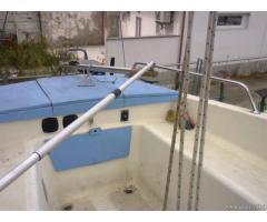 Barca a vela semicabinata BWC (DE) 20 Ft