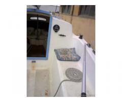 Semicabinato a vela BWC (DE) 20 piedi + motore