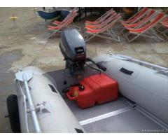GOMMONE ULYZ FREEDOM M 3,30 + motore mariner 2 tempi