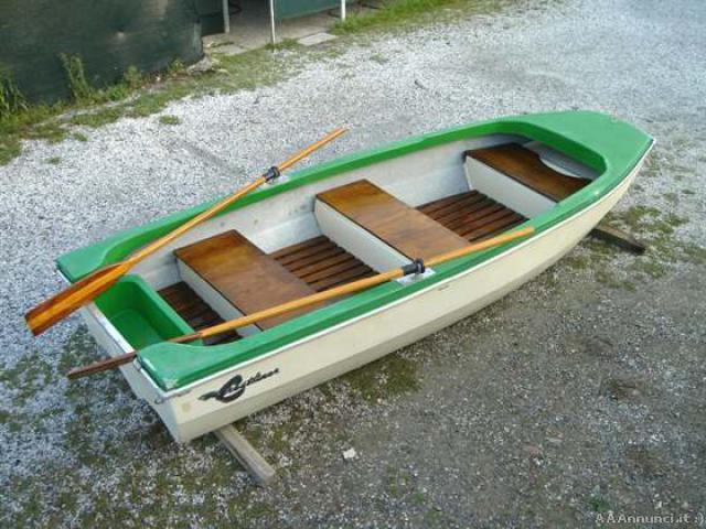 Barca CRESTLINER(mare, fiume, lago) 3,8m + tutto