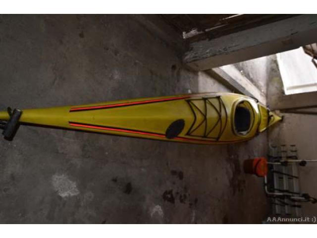 Bellissimo Kayak Aquaterra Chinook