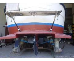 Natante Pilotina eb diesel 7,5 metri