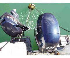 Barca cabinata 6 mt