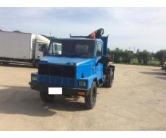 Camion iveco daily 35.8 bremach ribaltabile