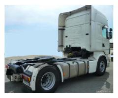 Scania r 420 topline