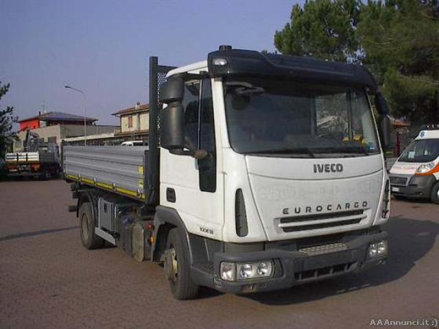 Iveco Eurocargo 100E18 2007 Euro 4 ribaltabile NUOVO