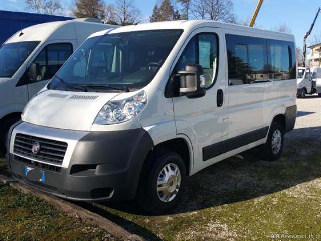 Ducato Minibus 9 posti - EURO 5 - anno 2013