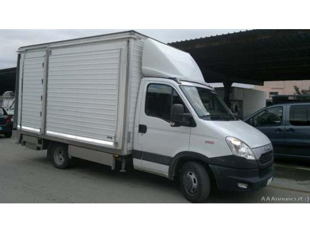 Iveco Daily automarket 2013